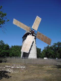 Le Moulin des Terres Blanches